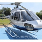 Helicóptero Helibras Esquilo AS350B2 – Ano 1998 – 2536 H.T.  |  Helicóptero Turbina