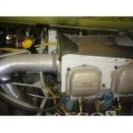 MOTOR LYCOMING 180 HP CARBURADO. COM TODOS ACESSÓRIOS E HELICE  |  Motores