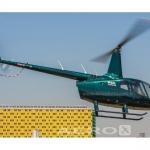 Helicóptero Robinson R66 Turbine – Ano 2012 – 1170 H.T. oferta Helicóptero Turbina