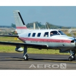 Avião Piper Malibu Mirage PA-46-350P – Ano 1992 – 3880 H.T. oferta Monomotor Pistão