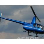 Helicóptero Robinson R44 Raven II – Ano 2011 – 850 H.T. oferta Helicóptero Pistão