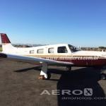 Avião Piper Saratoga II HP PA-32R-301 – Ano 1995 – 1400 H.T. oferta Monomotor Pistão