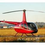 Helicóptero Robinson R66 Turbine – Ano 2012 – 430 H.T. oferta Helicóptero Turbina