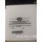 654716P005 – Jogo De Aneis oferta Motores