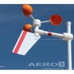 Anemômetro Base Wind + Leitor Digital 10m Cabo oferta Aeroportos