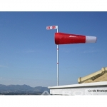 Biruta  Extra Fly C/ 2 Cones  +  Mastro - Vermelho ... Linda oferta Aeroportos