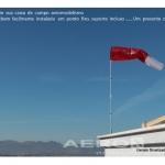 Biruta Fly + Mastro - Kit 3 Cones - Campeã De Vendas oferta Aeroportos