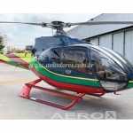 Helicóptero Eurocopter France EC130B4 – Ano 2002 – 2.160 H.T. oferta Helicóptero Turbina