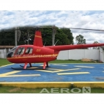 Helicóptero Robinson R44 Raven II – Ano 2010 – 600 H.T. oferta Helicóptero Pistão