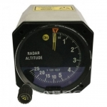 RADAR ALT INDICATOR - KI 250 - BENDIX KING  |  Aviônicos