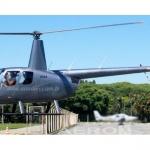 Helicóptero Robinson R44 Raven I – Ano 2000 – 877 H.T.  |  Turbo Hélice