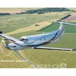 Avião Turbo Hélice Pilatus PC12-47E NG – Ano 2008 – 2300 H.T.  |  Turbo Hélice