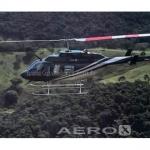 Helicóptero Bell Long Ranger 206L4 – Ano 1997 – 2920 H.T. oferta Helicóptero Turbina