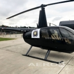 Helicóptero Robinson R44 Raven II – Ano 2010 – 1060 H.T. oferta Helicóptero Pistão