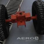 Jogo de rodas manobra em solo acionamento por alavanca helicóptero B3. oferta Trator, Garfo, GPU