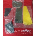 Covers and Boots (Complete Set of Landing Gears)  |  Aviônicos