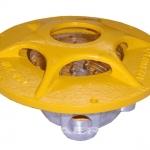Sinalizador Embutido De Quadrante P/ Heliponto Hpl-2 981301  |  Aeroportos