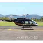 Helicóptero Bell Jet Ranger 206B III – Ano 1996 – 2958 H.T. oferta Helicóptero Turbina