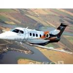 Jato Executivo Embraer EMB-500 Phenom 100 – Ano 2010 – 1065 H.T.  |  Jato