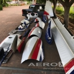 Fuselagem Seneca II oferta Estrutura