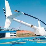 Helicóptero Robinson R44 Raven II – Ano 2013 – 1795 H.T.  |  Helicóptero Pistão