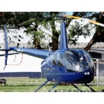 Helicóptero Robinson R44 Raven II – Ano 2007 – 2.013,1 H.T. oferta Helicóptero Pistão