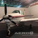 Avião Monomotor Beechcraft Bonanza F33A – Ano 1972 – 2356 H.T. oferta Monomotor Pistão