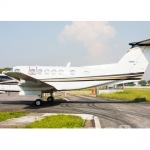 Avião Turbo Hélice Beechcraft King Air B200 – Ano 2007 – 3208 H.T. oferta Turbo Hélice