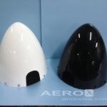 Spinners - kok, de fibra de vidro ou fibra de carbono oferta Hélices