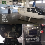 2009 ROBINSON R44 II  |  Helicóptero Pistão