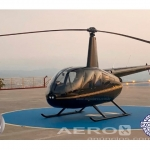 Helicóptero Robinson R44 Raven II – Ano 2011 – 1120 H.T.  |  Helicóptero Pistão