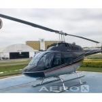 Helicóptero Bell Jetranger 206B III – Ano 1996 – 3.029 H.T.  |  Helicóptero Turbina