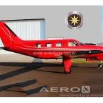 2008 Piper Aircraft Piper PA-46R-350T Matrix oferta Monomotor Pistão