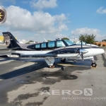 1993 Beechcraft Baron 58 oferta Bimotor Pistão