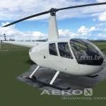 Helicóptero Robinson R44 Raven II – Ano 2014  oferta Helicóptero Pistão