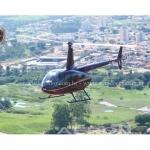 Helicóptero Robinson R66 Turbine – Ano 2013 – 1100 H.T.  |  Helicóptero Turbina