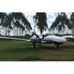 Avião Bimotor Piper Aircraft Seneca V PA-34-220T – Ano 2000 – 2630 H.T. oferta Bimotor Pistão