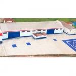 Hangares para locação em Suzano, SP  |  Hangar