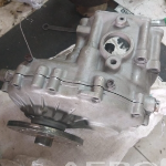 Caixa de redução Rotax 2.62 sem a borracha oferta Motores