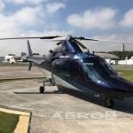 1990 Helicóptero Agusta A109C  |  Helicóptero Turbina