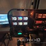Painel Simulador de Voo IFR VFR !! Todo Saitek Logitech  oferta Simuladores