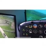 Simulador de voo oferta Simuladores