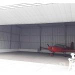 HANGARET, CONHECIDO COMO BOX.  |  Hangar