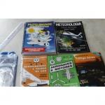 Materiais Didáticos de Piloto Privado de Avião,  material atualizado  oferta Acessórios diversos