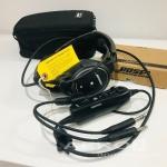 HeadSet Bose A20 dual plug avião oferta Headsets