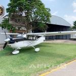 Avião Cessna T206H Turbo Stationair TC – Ano 2012 – 632 H.T.  |  Monomotor Pistão