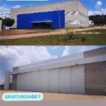 Hangar em Bragança Paulista  |  Hangar