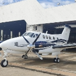 Turbo King Air F90 – Ano 1982 – 8435 H.T. oferta Turbo Hélice
