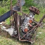 Motor Lycoming - 6 cilindros e peças oferta Motores