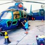 Limpeza de Aeronaves, Polimento ,  Vitrificação pintura , Desinfecção de aeronaves oferta Serviços diversos